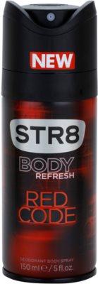 STR8 Red Code дезодорант за мъже