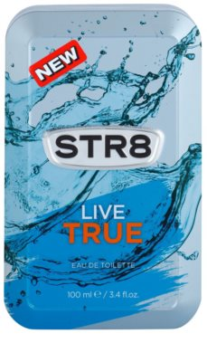 STR8 Live True eau de toilette férfiaknak 1