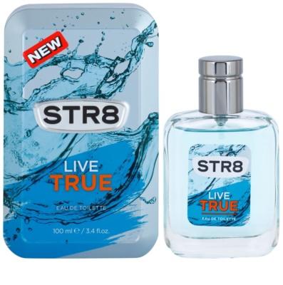 STR8 Live True eau de toilette para hombre