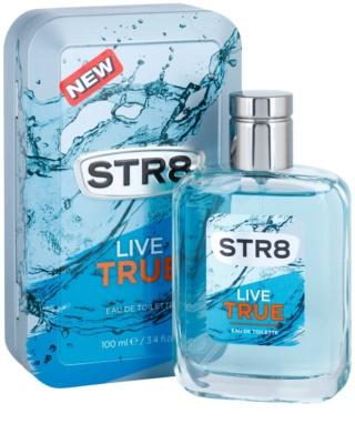 STR8 Live True eau de toilette férfiaknak 2
