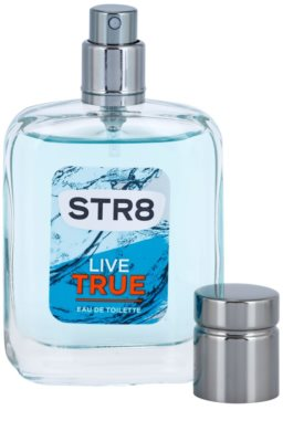 STR8 Live True eau de toilette férfiaknak 4