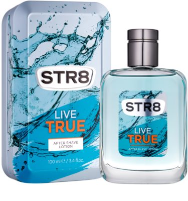 STR8 Live True After Shave für Herren 1