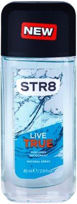 STR8 Live True desodorante con pulverizador para hombre