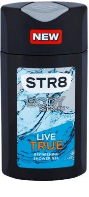STR8 Live True sprchový gél pre mužov