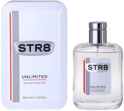 STR8 Unlimited eau de toilette para hombre