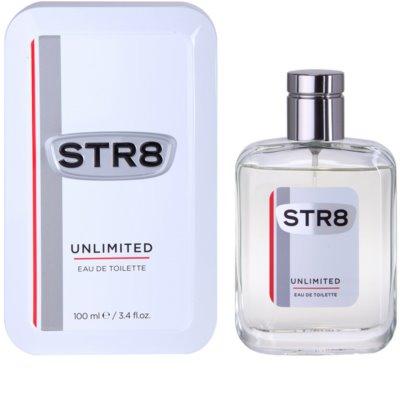 STR8 Unlimited Eau de Toilette para homens