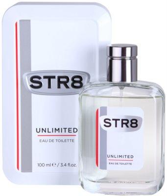 STR8 Unlimited toaletna voda za moške 1