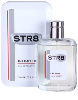 STR8 Unlimited Eau de Toilette für Herren 1