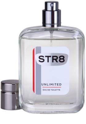 STR8 Unlimited Eau de Toilette für Herren 3