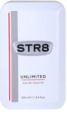 STR8 Unlimited toaletna voda za moške 4