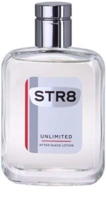 STR8 Unlimited after shave para homens 2