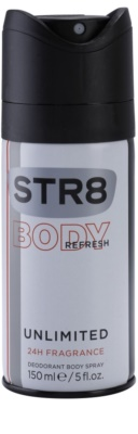 STR8 Unlimited deodorant Spray para homens