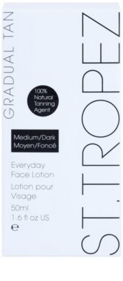 St.Tropez Gradual Tan Everyday Face Lotion 2
