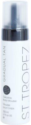 St.Tropez Gradual Tan espuma autobronzeadora  para bronzeamento gradual