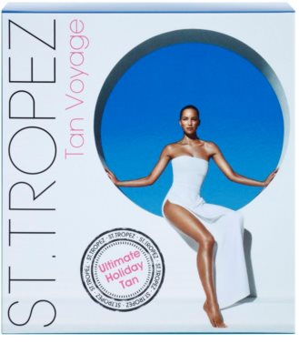 St.Tropez Prep And Maintain lote cosmético I. 4