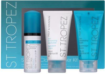 St.Tropez Self Tan Bronzing Kosmetik-Set  I.