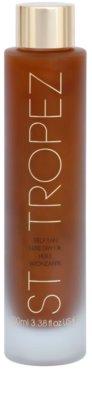 St.Tropez Self Tan Bronzing hydratační bronzující olej pro postupné opálení
