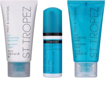 St.Tropez Self Tan Express kozmetika szett I. 1