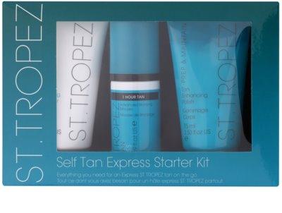 St.Tropez Self Tan Express kozmetika szett I. 2
