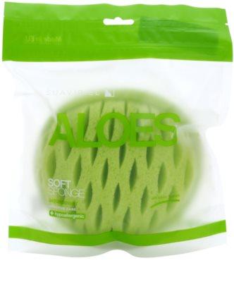 Suavipiel Aloes puha tisztítószivacs