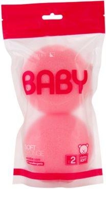 Suavipiel Baby jemná mycí houba pro děti
