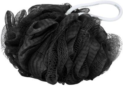 Suavipiel Black zmyselná umývacia špongia pre mužov