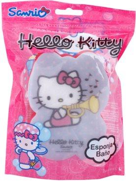 Suavipiel Hello Kitty puha tisztítószivacs gyermekeknek