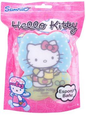 Suavipiel Hello Kitty esponja de limpeza suave para crianças