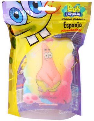 Suavipiel SpongeBob delikatna gąbka do mycia dla dzieci