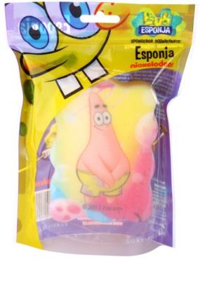 Suavipiel SpongeBob puha tisztítószivacs gyermekeknek