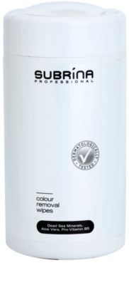 Subrina Professional Colour tisztító festéklemosó kendő