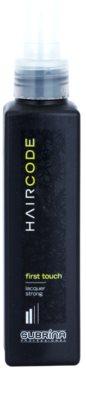 Subrina Professional Hair Code First Touch hajlakk erős fixálás