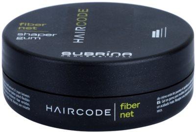 Subrina Professional Hair Code Fiber Net goma modeladora
