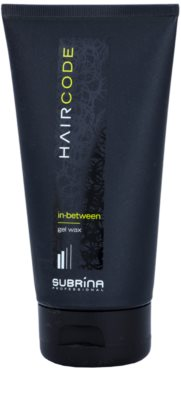 Subrina Professional Hair Code In-Between ceara gel pentru definire si modelare