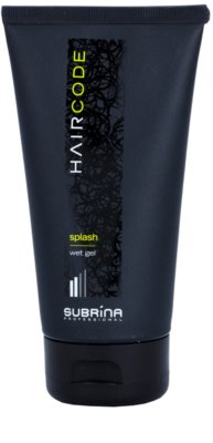Subrina Professional Hair Code Splash gel de par cu efect umed