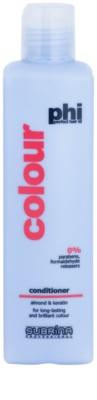 Subrina Professional PHI Colour Conditioner für die Farbauffrischung mit Auszügen von Mandeln