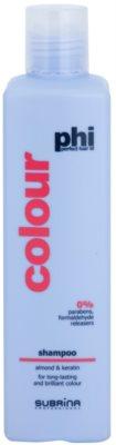 Subrina Professional PHI Colour sampon a hajszín megóvására mandula kivonatokkal