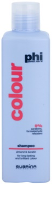 Subrina Professional PHI Colour šampon za zaščito barve z izvlečkom mandljev