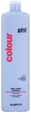 Subrina Professional PHI Colour Shampoo nach dem Färben