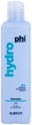 Subrina Professional PHI Hydro хидратиращ шампоан за суха и нормална коса