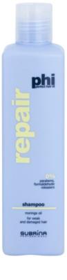 Subrina Professional PHI Repair champô renovador para cabelo danificado