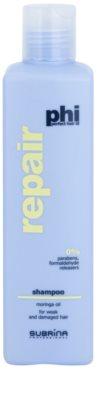 Subrina Professional PHI Repair obnovující šampon pro poškozené vlasy