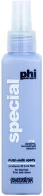 Subrina Professional PHI Special Schützende und nährende Milch für strapaziertes und beschädigtes Haar
