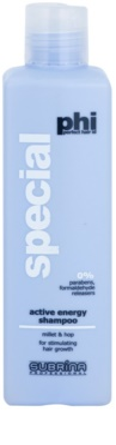 Subrina Professional PHI Special енергетичний шампунь проти випадіння волосся