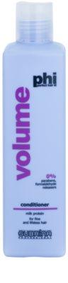 Subrina Professional PHI Volume conditioner pentru volum cu proteine din lapte