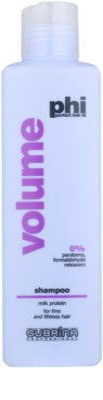 Subrina Professional PHI Volume objemový šampon s mléčnými proteiny