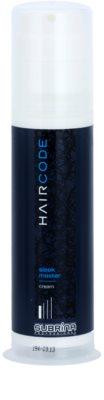 Subrina Professional Hair Code Sleek Master creme styling  para finalização térmica de cabelo