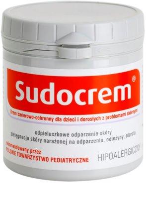 Sudocrem Original védő és megújító testápoló krém az irritált bőrre