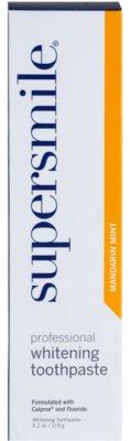Supersmile Professional bleichende Zahnpasta mit Fluor 2
