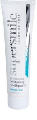 Supersmile Professional fogfehérítő paszta fluorid nélkül